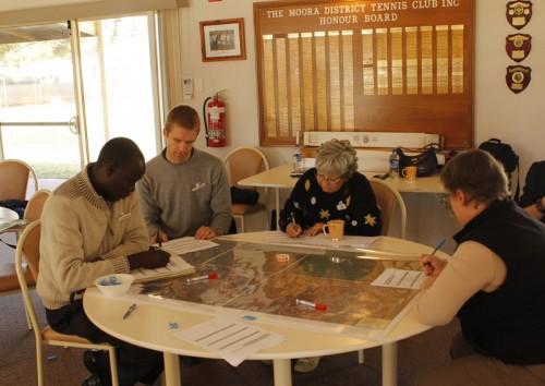 Moora workshop