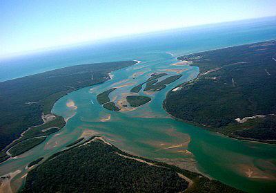 Burrum-estuary